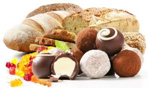 Süßigkeiten und Backwaren
