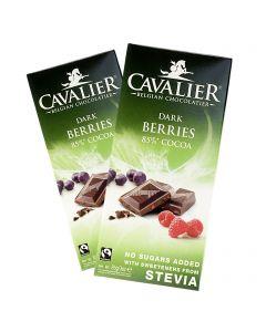 Cavalier SteviaTafel 85g Creative