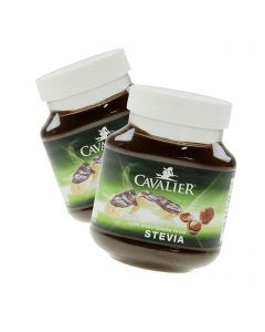 Cavalier SteviaHaselnusscreme 380g Creative
