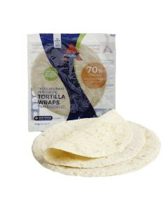 Atkins Tortillas 160g Creative