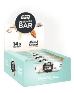 Designer Bar 12 x 45g Riegel  von ESN