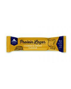 Knuspriger Protein Riegel Layer Bar 50g von Multipower