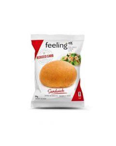 Protein Broetchen (Soft) Start 1 (25% Protein) 50g von Feeling OK