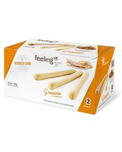 Protein Grissino Optimize 2 (21% Protein) 150g von Feeling OK