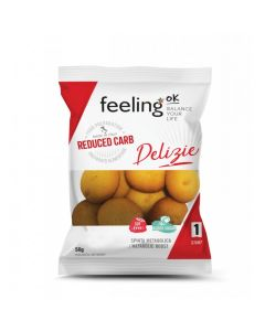Protein Keks Delizia Start 1 (30% Protein) 50g Beutel von Feeling OK