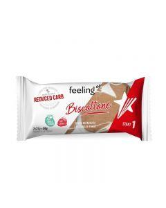Protein Kekse Biscottone Start 1 (30% Protein) 50g von Feeling OK