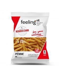 Protein Nudeln Start 1 (60% Protein) 50g Beutel von Feeling OK