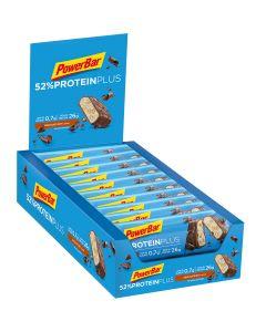 Protein Plus Bar 52% 20 x 50g Riegel von Powerbar