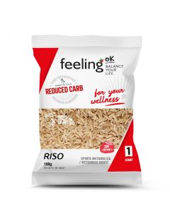 Protein Reis Riso Start 1 (60% Protein) 100g Beutel von Feeling OK