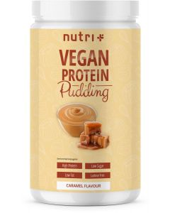 Veganer Protein Pudding 500g Dose von Nutri-Plus