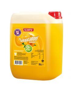 Zuckerfreier Limonaden-Sirup Zitrone 5000ml Kanister von Slimpie