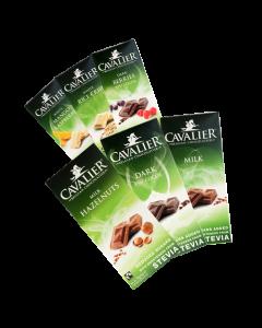 Cavalier SteviaTafel 85g Group