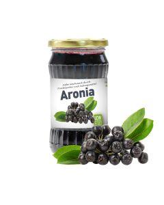 Fruchtaufstrich OHNE Kristallzucker Aronia 340g von LCW