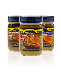 WaldenFarms Erdnussbutter 340g Group