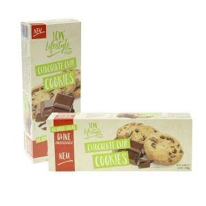 Cookies ohne Zuckerzusatz Chocolate Chip 135g von LCW
