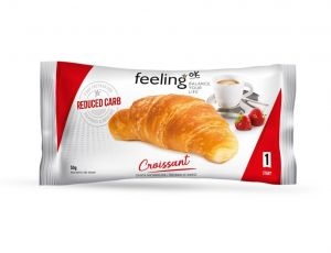 Protein Croissant Start 1 (25% Protein) 50g von Feeling OK